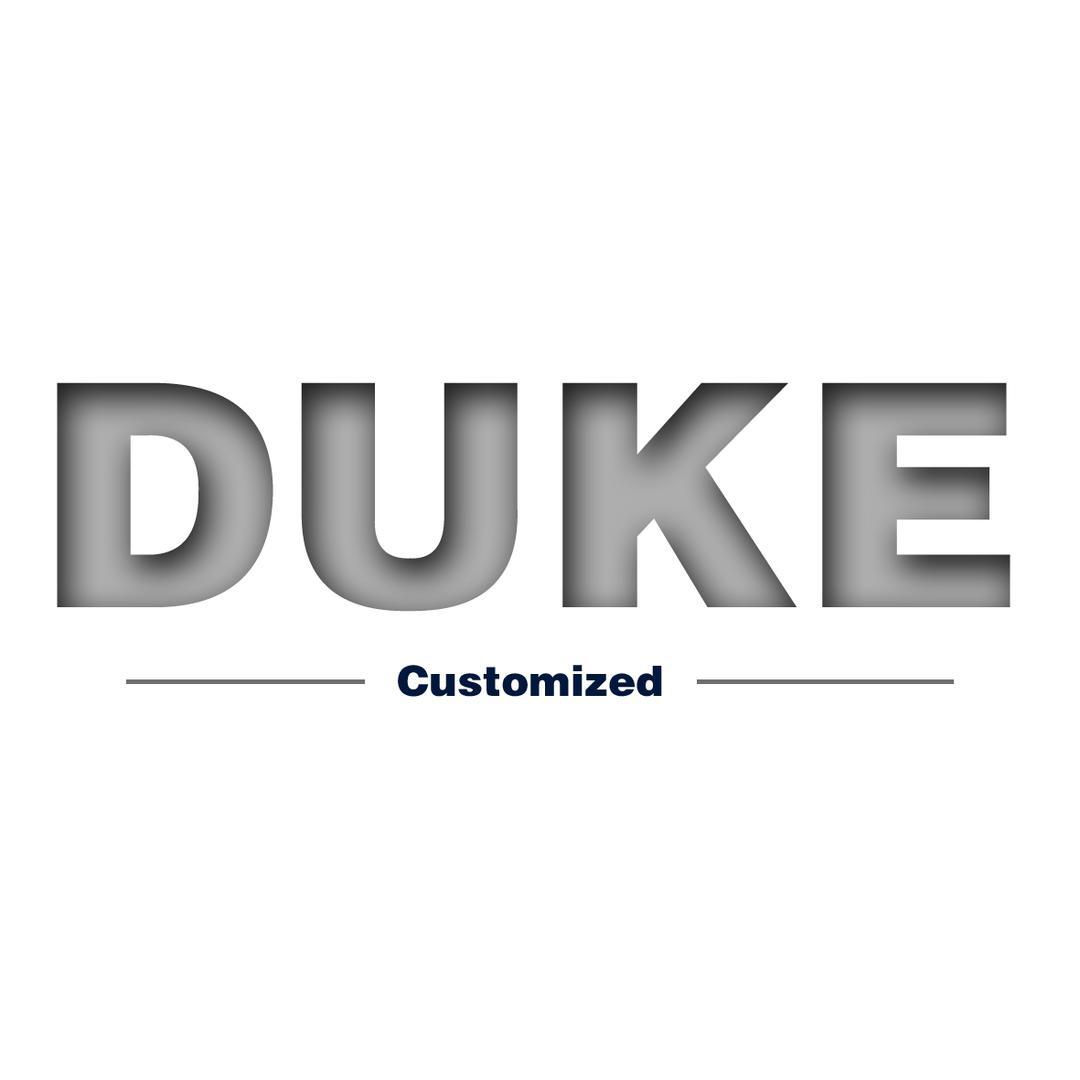DUKE公爵绅士西装定制