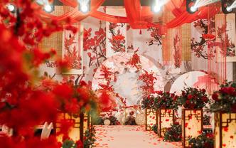 【名匠婚礼】中式婚礼---鸾凤翔
