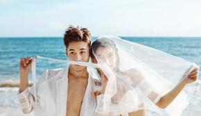 【海景基地】婚纱照丨拍一得三-名额有限-拒绝2消