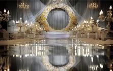 【风尚婚礼策划】—明黄 含布置、四大、婚纱