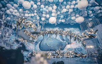 【安东妮】珊瑚鱼梦幻海洋婚礼