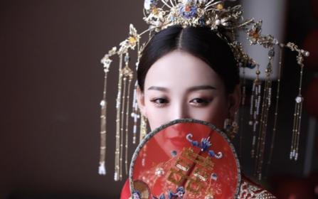 杭州早妆 仙女造型首席档跟妆造型唯美 韩式