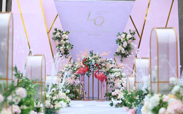 #21克婚礼定制#《你是人间四月天》