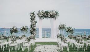 大理旅行婚礼/大理目的地婚礼,鲜花场地布置套餐