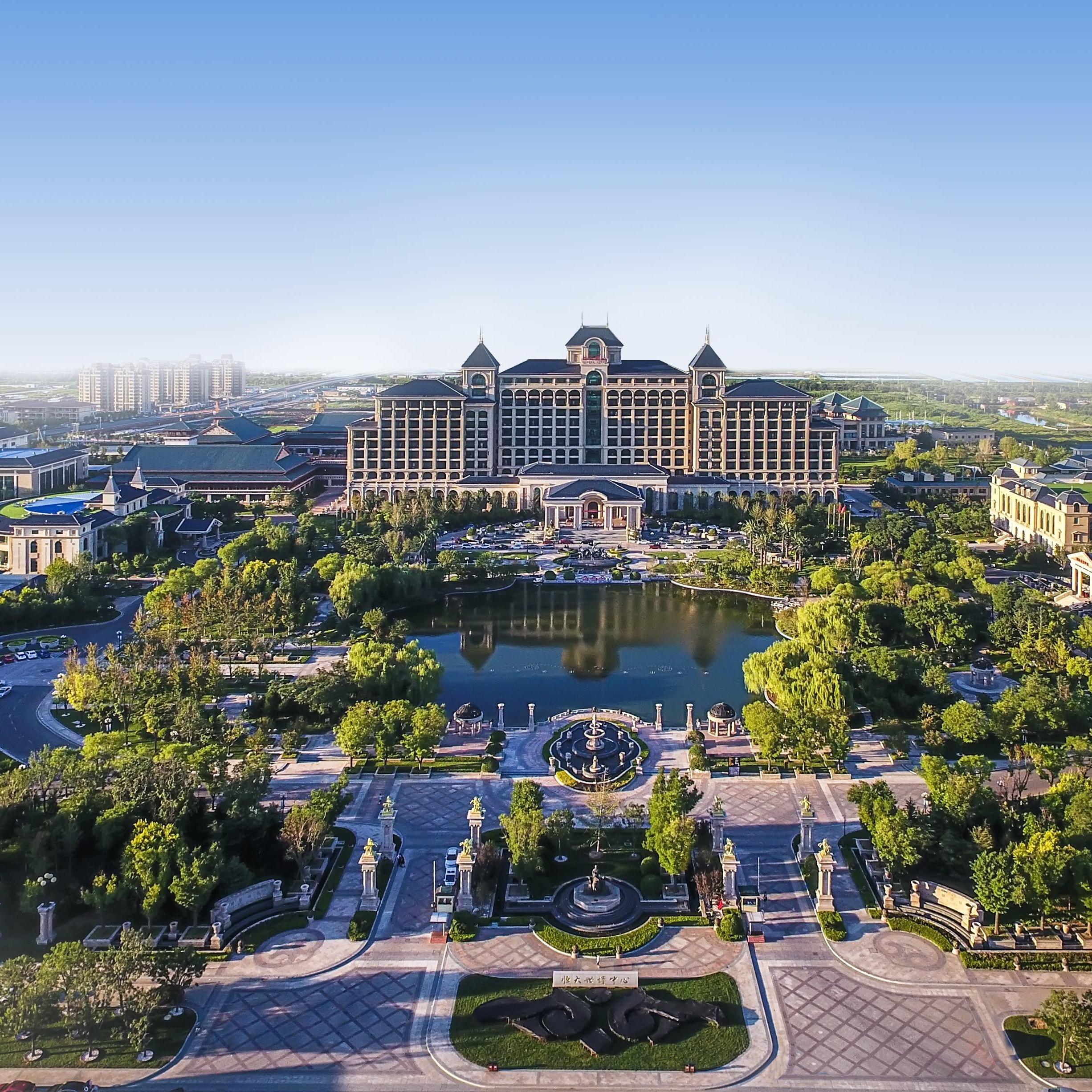 天津东丽湖恒大酒店