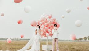 【清新唯美】欧美森林婚礼现场 小清新纪实唯美路线
