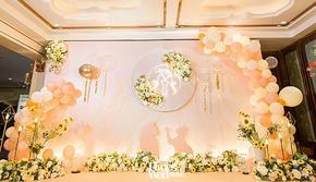 TIMESWED | 珊瑚橙猫系婚礼