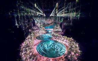 【名匠婚礼】梦幻主题---麋鹿仙境