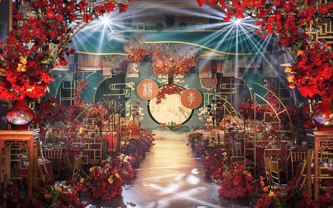 团购套餐-莫兰迪新中式-【如鼓琴瑟】-轻奢定制