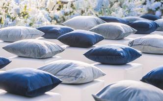绍兴热气球草坪婚礼,大自然中的婚礼