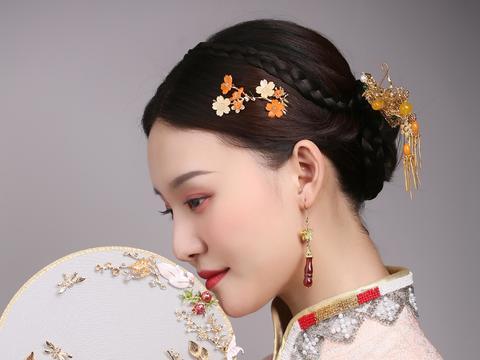 依然造型-小凡 高级化妆师全天婚礼新娘跟妆