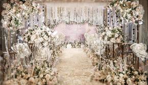 香槟金主题婚礼--吉米婚礼