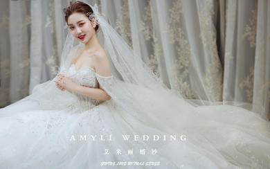 AMYLI WEDDING| 新娘试纱