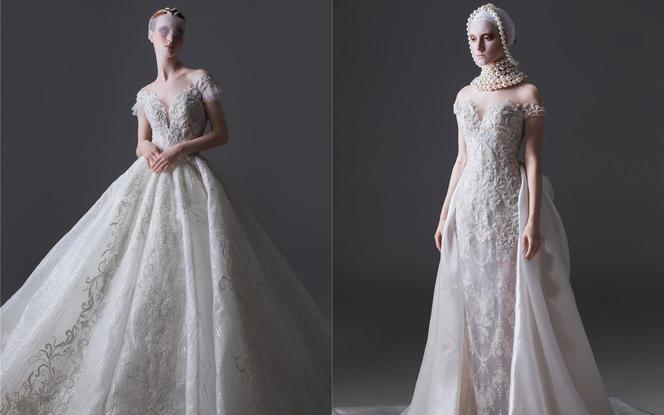 La Reine   MS 黎巴嫩品牌 高定系列