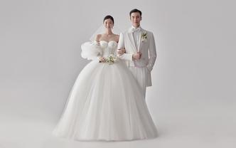 【黄金档期手慢无】尊享高端定制×甄选系列婚纱摄影
