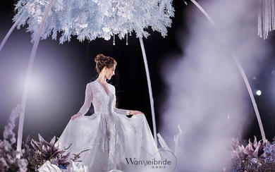 【梦中的婚礼】每个细节都是我想的样子