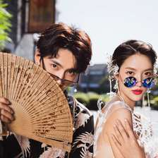 郑州婚纱摄影哪家好