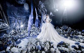 【活动特惠】奢华风尚婚礼套系+总监档全天新娘跟妆