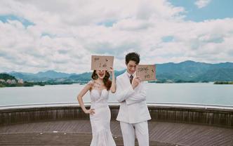 【千岛湖旅拍】酒店专车包邮边玩边拍湖景