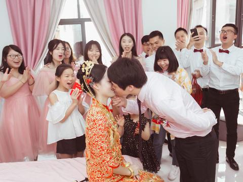 「遇见你」总监档婚礼摄像录像或者摄影拍照