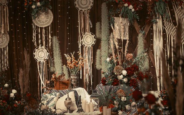 【一禧婚礼策划】波西米亚 复古风  婚礼