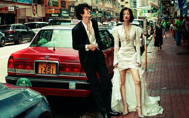 婚纱照必拍New York高定系列【仪式感主题】