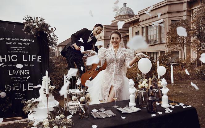 拍完付+送婚纱礼服+送酒店+送接机+送包邮+mv