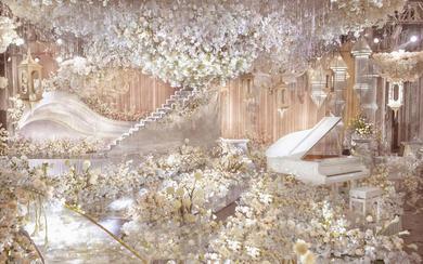 杭州婚蜜   香槟色婚礼
