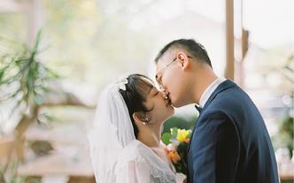 #优蔓新娘#  日韩小清新,精致妆面