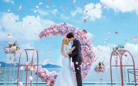 两人旅行婚礼+接机+酒店+烛光晚餐【详情了解】
