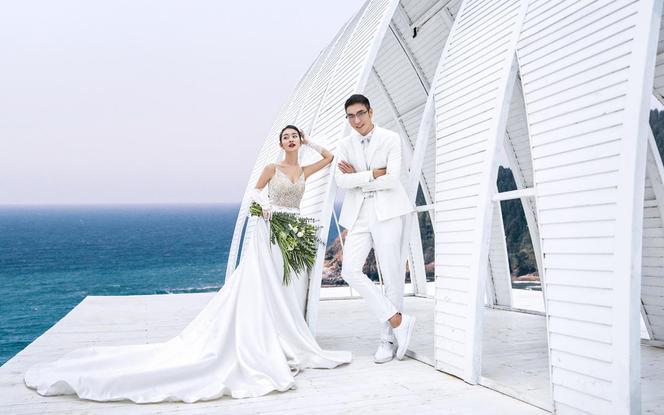 【年中盛典】海景婚照+送孕照+双外景+一对一服