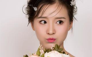 轻颜美学时尚新娘化妆造型