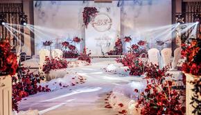 【甜蜜约定】《心愿》一价全包含四大送主桌鲜花