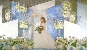 蓝蓝的梦网红ins--定制婚礼