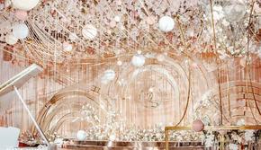 一场仿佛甜味剂的梦幻婚礼