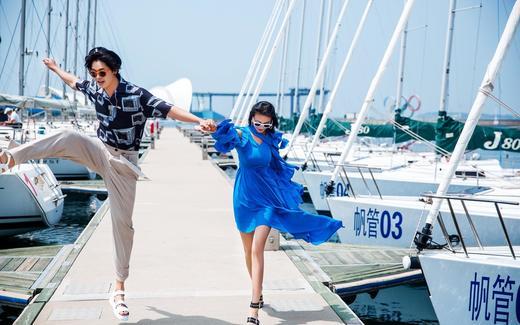 慕色美学婚纱摄影——帆船主题风格