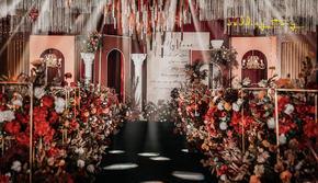 #MOMO婚礼#红色系主题婚礼套餐