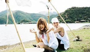 海景+街拍+韩式+森系一价全包8服8造+礼服任选