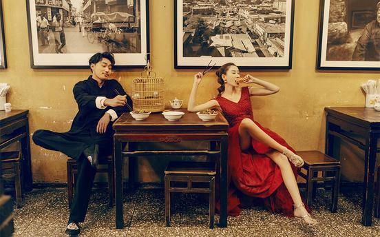 【北京轻旅婚纱照】轻奢时尚立返500元住宿补贴