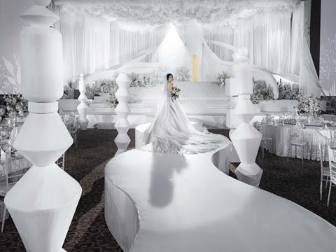 【美嫁视觉】婚礼摄影-首席三机套系
