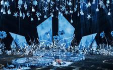 【蓝戒指婚庆】--蓝色圣诞风婚礼