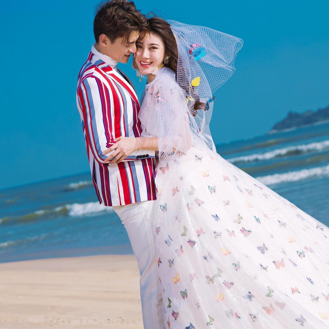 湛江摩玛梦想海岸婚纱照7499套系