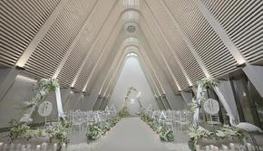 DNA |【北京CHAO】白绿春季主题系列婚礼