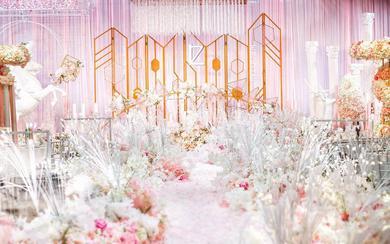 【金喜汇国际婚礼策划】—以梦为马