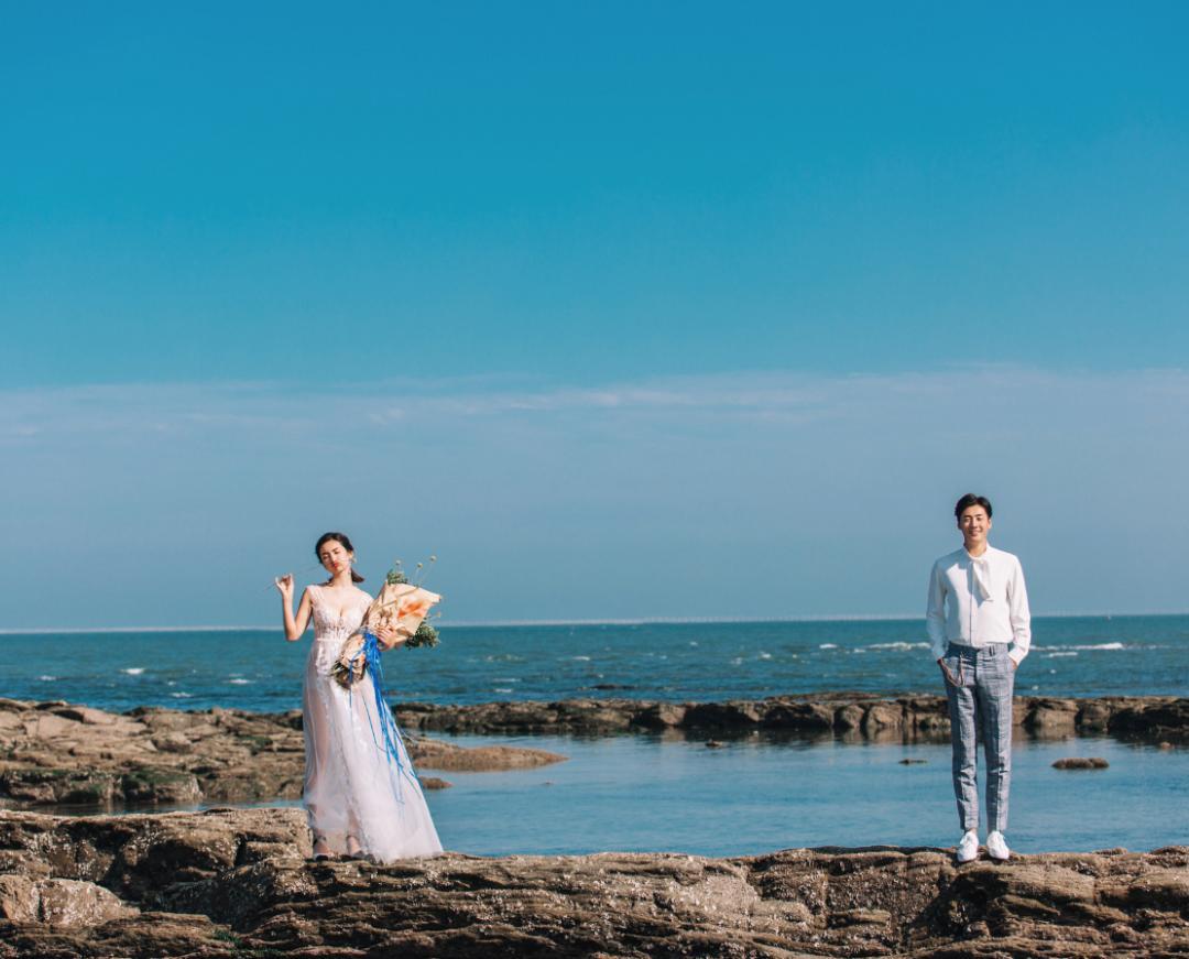 海景婚纱照 超高性价比