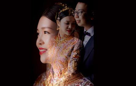 【首席档】 私人定制婚礼纪实 单机位摄影