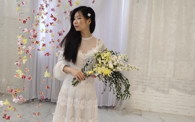 lilywhite婚纱设计2020最新领证小礼服