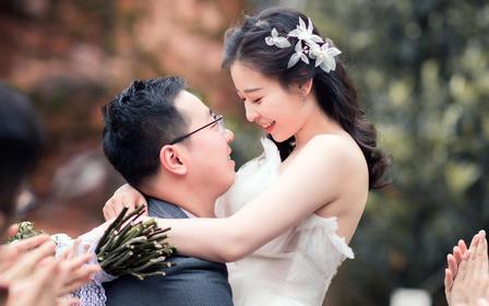 后期总监张小明档双机位婚礼跟拍