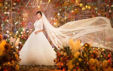【好时】秋日珊瑚橙主题婚礼