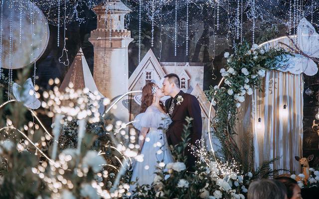 重庆南坪凯宾斯基婚礼拍摄